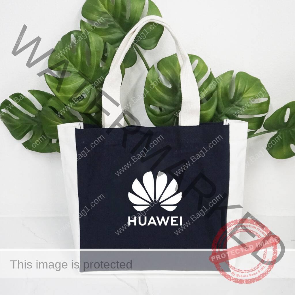 ผลิตกระเป๋าผ้า HUAWEI