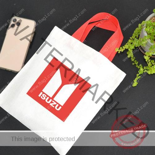กระเป๋าผ้าราคาถูก ISUZU