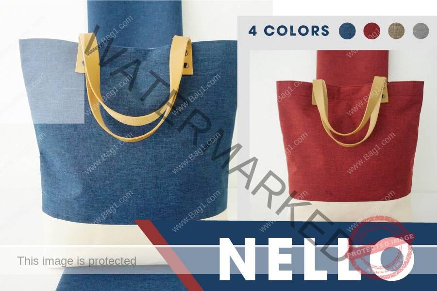 กระเป๋าผ้า Nello แจกงานอีเว้นท์