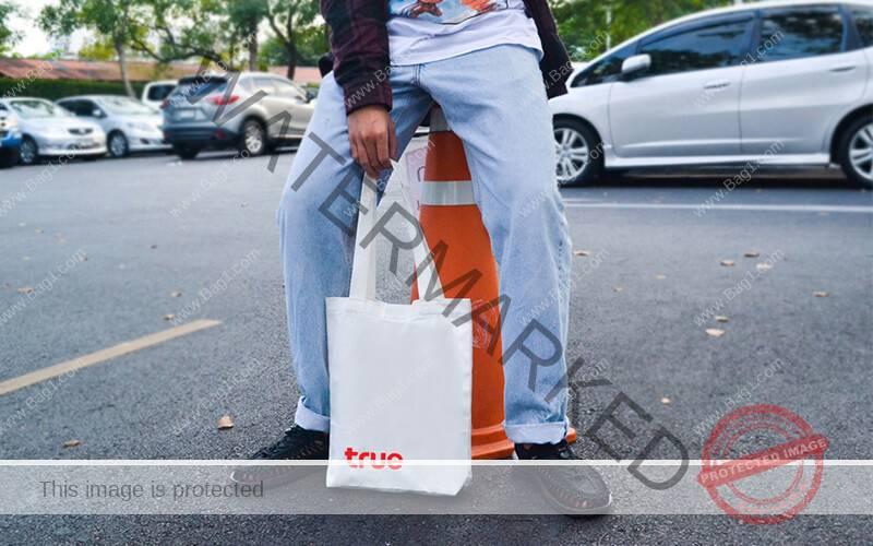 กระเป๋าผ้าดิบญี่ปุ่นขายส่ง