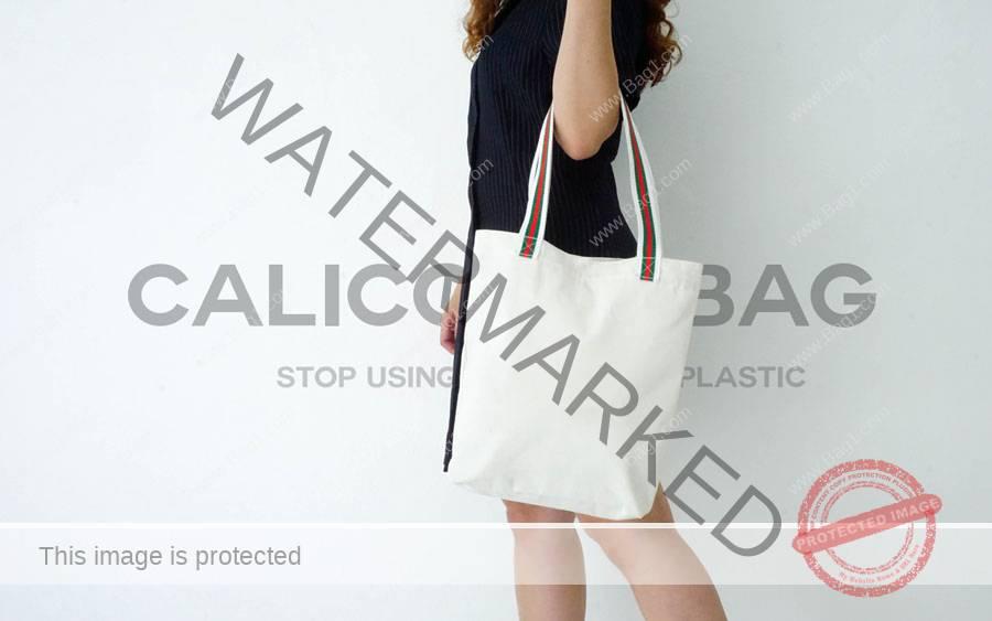 ขายส่งกระเป๋าผ้าดิบญี่ปุ่น Colortail Bag