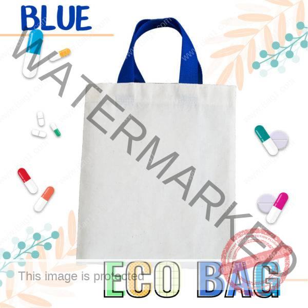 EcoBagBlue