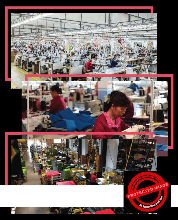 โรงงานทำกระเป๋าผ้า